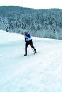 5 circuits de ski de fond