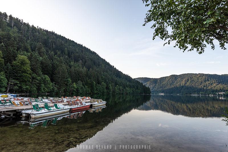 Au coeur de la Vallée des Lacs