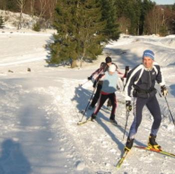 3 circuits de ski de fond