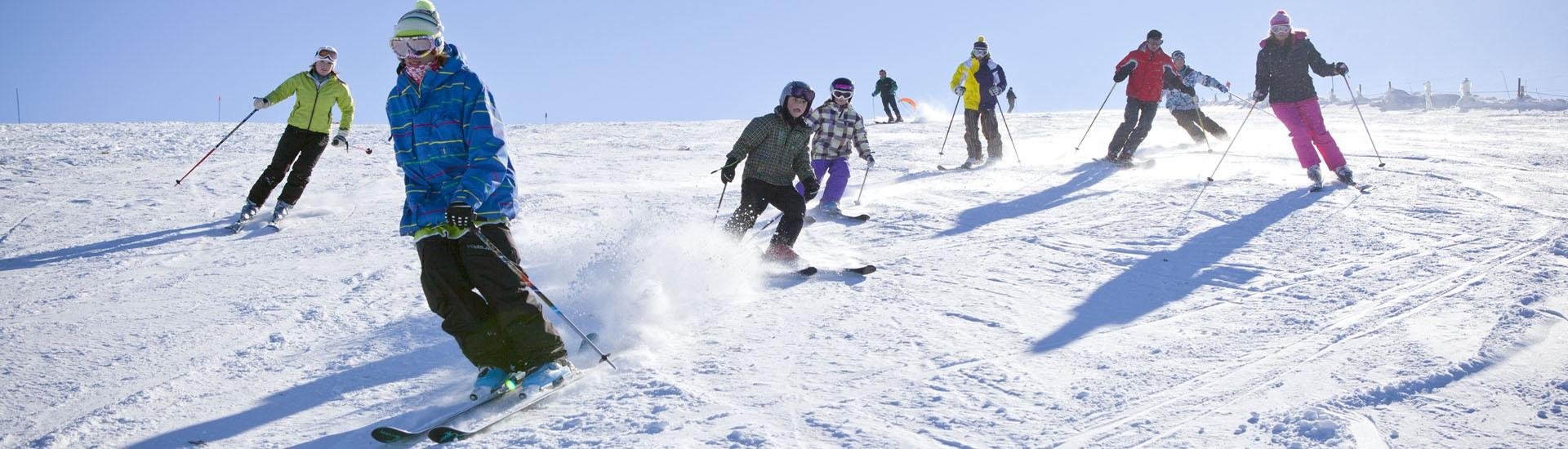 Ski Alpin La Bresse Hohneck hautes vosges