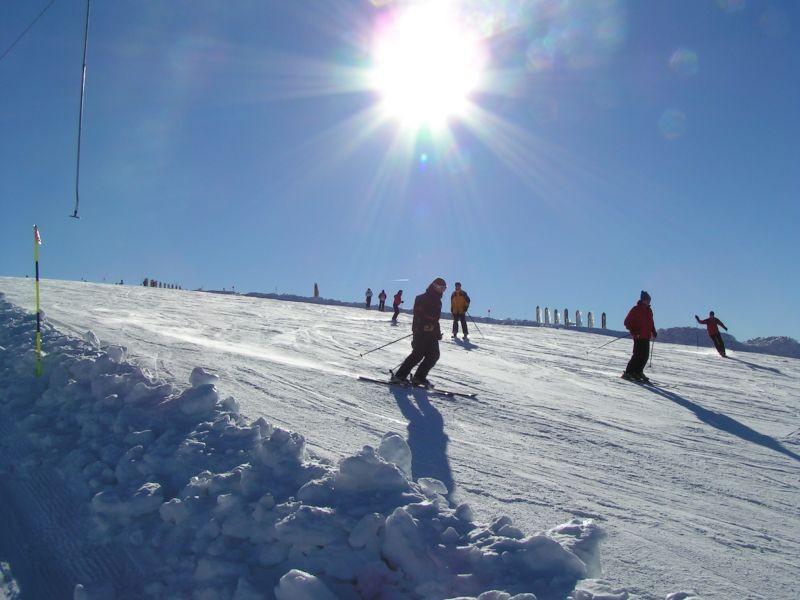 Ski dans les Hautes-Vosges