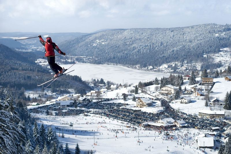 Gérardmer ski resort