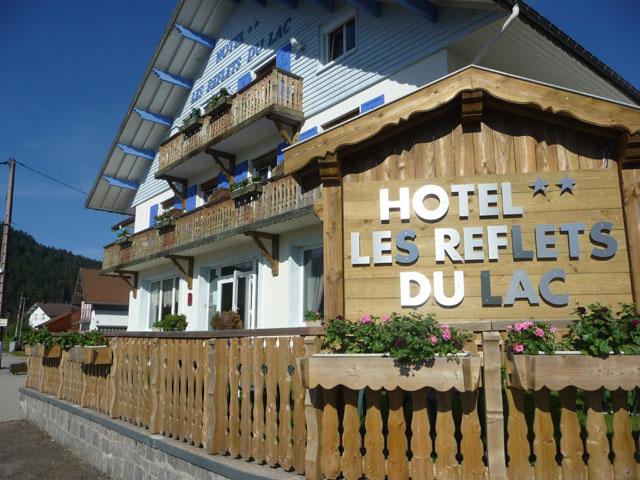 Hotel les reflets du lac h tel gerardmer hautes vosges - Les chambres d hotes du lac ...