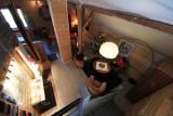 Espace détente chambre d'hôtes Escapade Géromoîse à Gérardmer