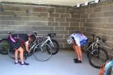 Chambre d'hôtes Chalet de roches paitres Gérardmer Garage vélo