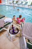 piscine hôtel Beau Rivage lac Gérardmer Vosges