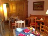 Breakfast room in guest house La Devinière in Xonrupt Longemer