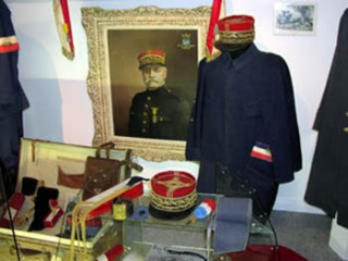 MUSEE MILITAIRE Vincey Vosges
