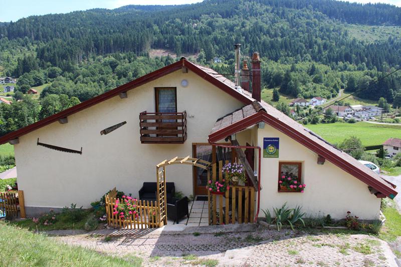 Chambre d'hôtes La Fesnel Rochesson Vosges