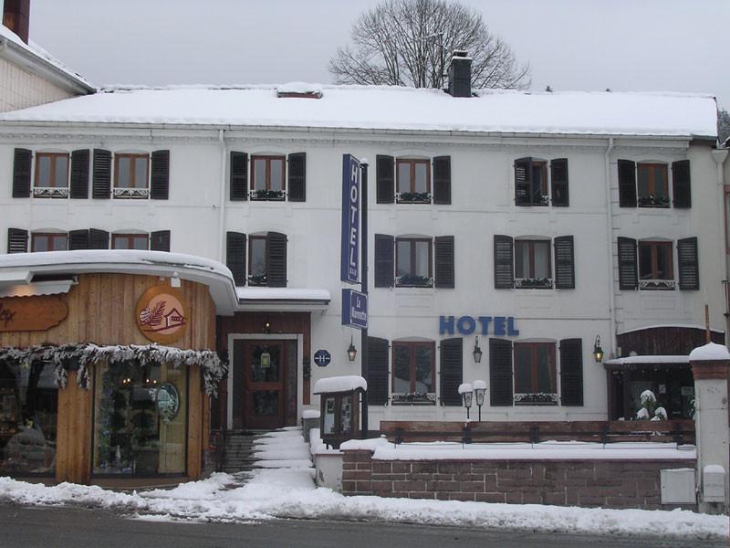 Hôtel La Marmotte Gérardmer