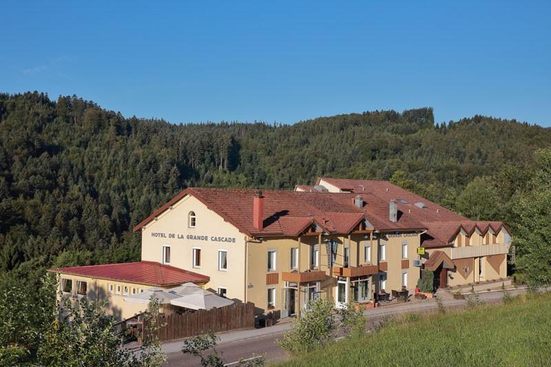 Hôtel de La Grande Cascade 2 étoiles Le Tholy