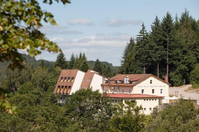 Hôtel de La Grande Cascade Tendon 2 étoiles Le Tholy