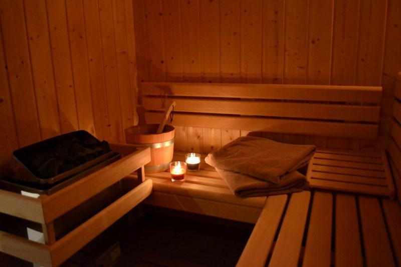 Sauna Chambre d'hôtes Le Chalet des Roches Paîtres Gérardmer Vosges