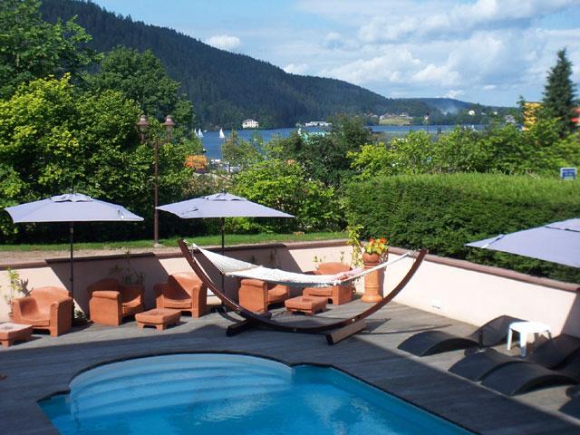 Hotel les loges du parc h tel gerardmer hautes vosges for Camping les vosges avec piscine