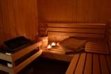 Sauna de la maison d'hôtes Chalet des Roches Paîtres