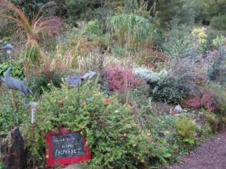 Jardin des Panrees Cornimont Hautes-Vosges