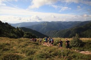 Rando'course Trail Découverte Gambaladons La Bresse Hautes-Vosges