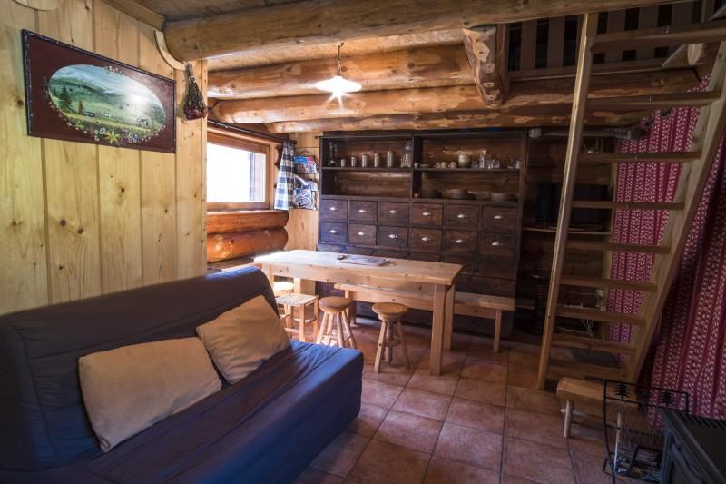 Chalet petit rondin 2 personnes La Bresse Hautes-Vosges