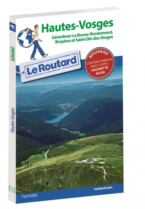 Guide du Routard Hautes-Vosges