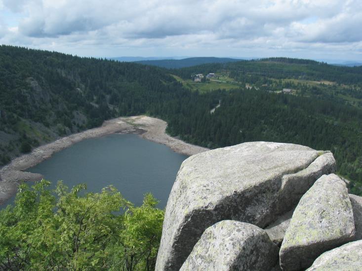 La rando des Lacs à la journée BMHV hautes-Vosges