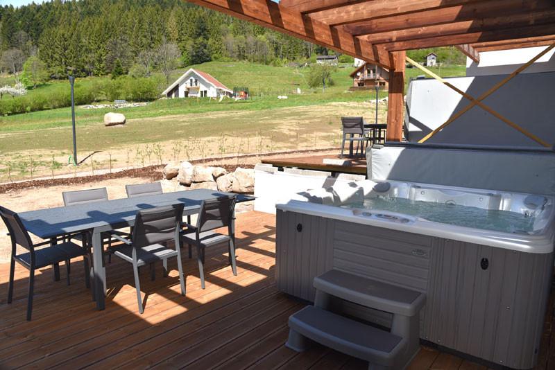location vacances appartement chalet gerardmer vosges GS032 A360C
