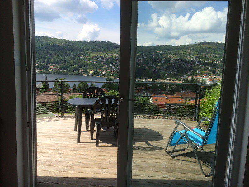 location vacances appartement vosges gerardmer GD025