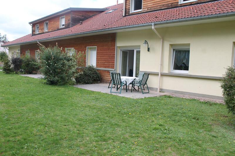 location vacances appartement vosges gerardmer lac GC037