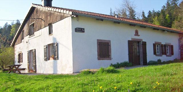 location vacances appartement vosges liezey gerardmer G0342