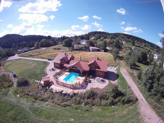 location vacances chalet gerardmer vosges piscine GE001 C816A