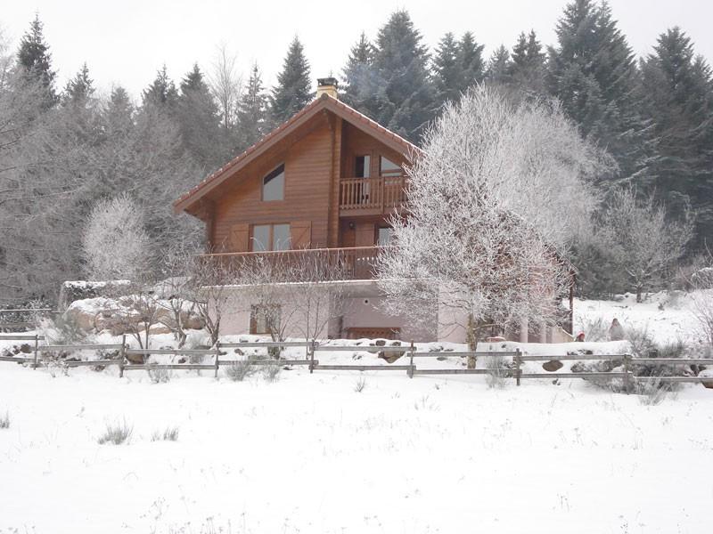 location vacances chalet vosges liezer GW013