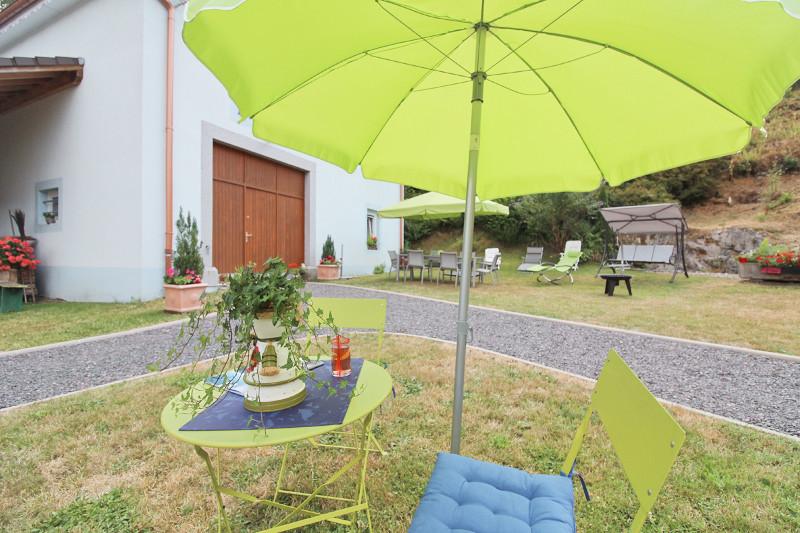 location vacances maison vosges granges sur vologne GD027