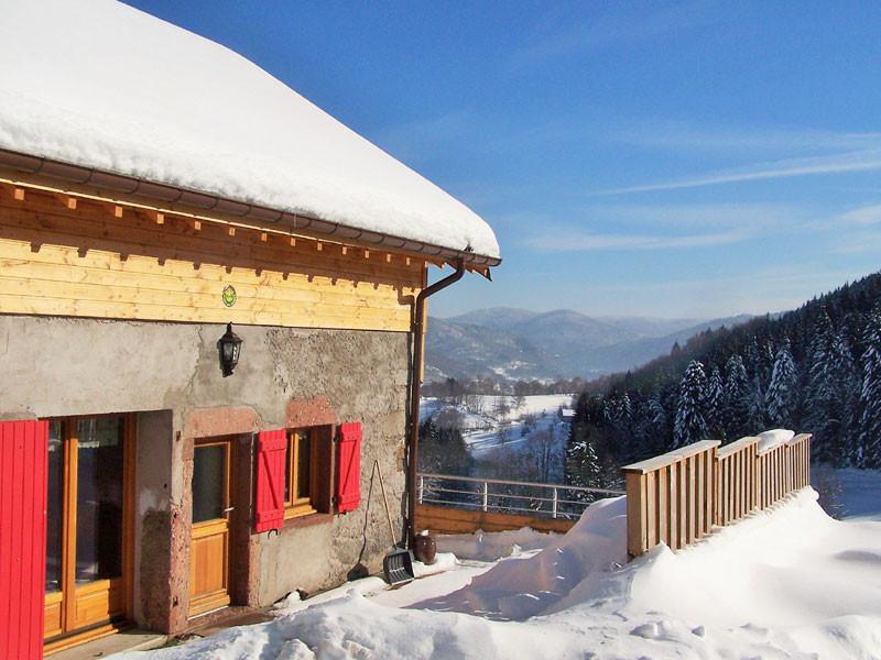 location vacances maison vosges saulxures sur moselotte GV026