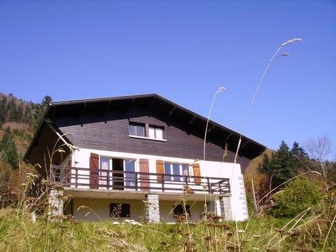 Maison LB004 La Bresse