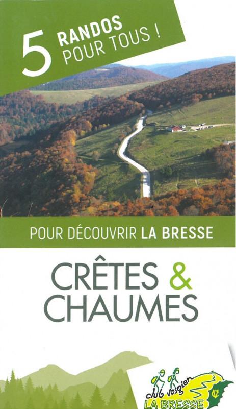 Randonnée Crêtes et Chaumes La Bresse Vosges