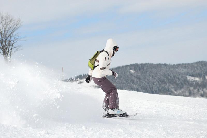 Snowblade La Bresse